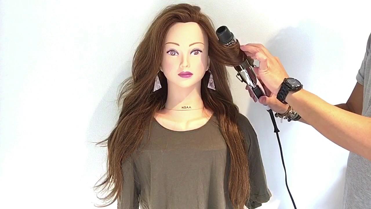 中村アン 中村アンちゃん風❤ モテる巻き髪の作り方‼️