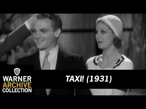 Taxi! (1932) – Cagney's First On Screen Dance