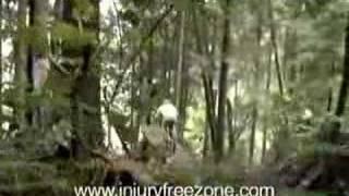 World of Wonky (Mountain Bike Wipeout Video -- no gore)