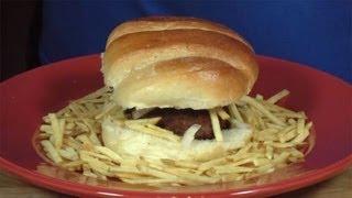 Cuban Burger - Frita Cubana