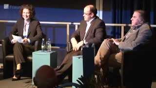 Podiumsdiskussion: Offene Werkstatt 2014 – Datensicherheit im Internet