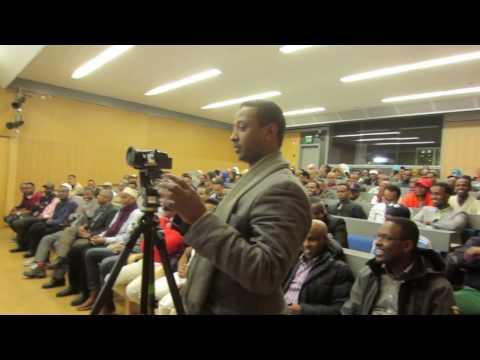 Somali Community in Helsinki Gather to Discuss Looming Famine in Somalia