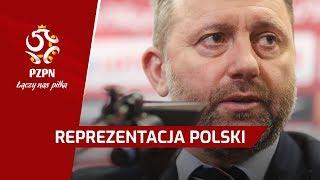 Konferencja prasowa Jerzego Brzęczka | Warszawa, PGE Narodowy