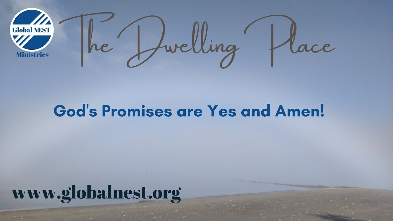 God's Promises are Yes and Amen!