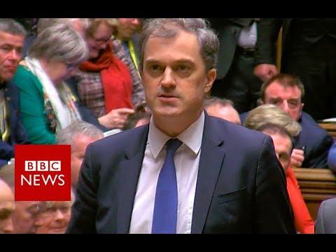 Government survives no confidence motion - BBC News