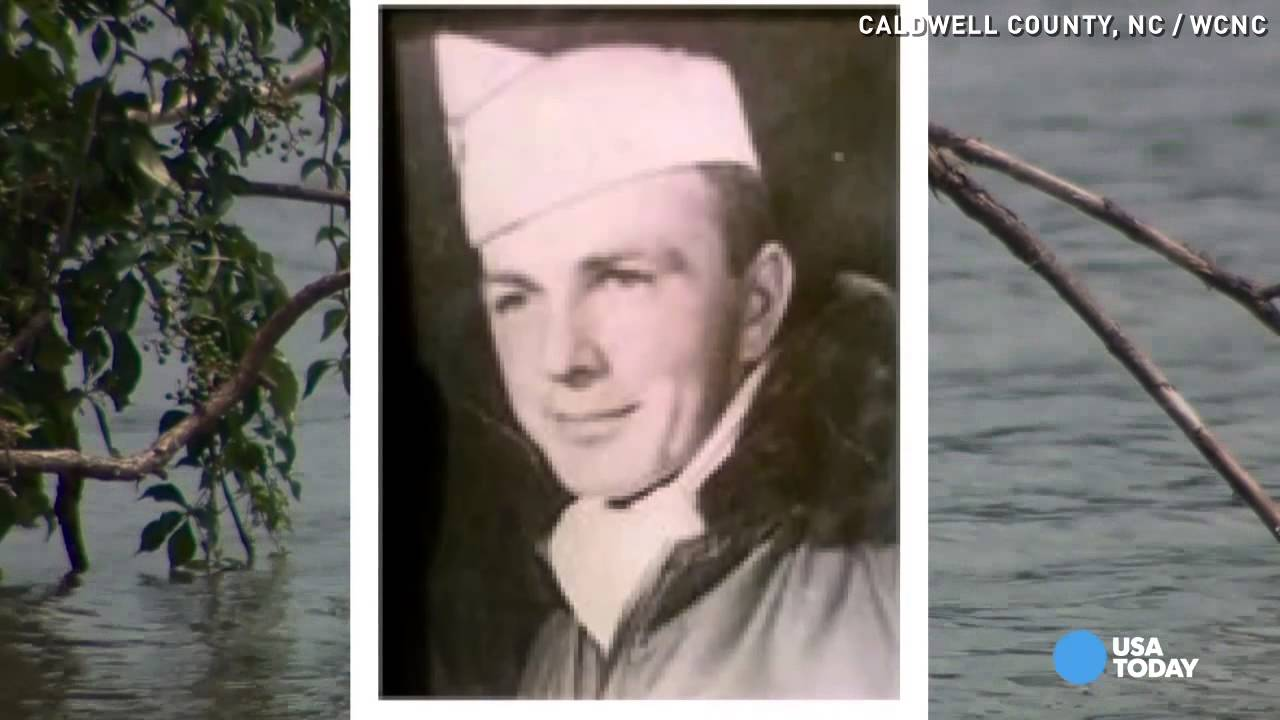 Body of man missing since 1972 found in submerged car