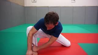 Aiki Taiso Iai Taiso Body Workout - Tate Hiza, mobility and availability - Xavier Dufau
