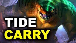 ALLIANCE vs Happy Guys - CARRY TIDE STRAT! - MEGAFON CL FINAL DOTA 2 Video