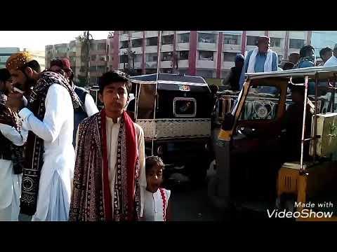 Jiye sindh jiye .. Sindh cultural day 3 Dec 2017 Karachi .. Gulistan e johar