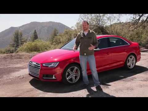 2018 Audi S4 and S5 First Drive Review