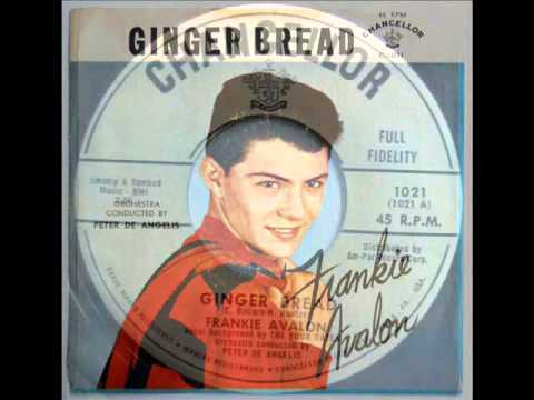 Gingerbread  -  Frankie Avalon & Four Dates