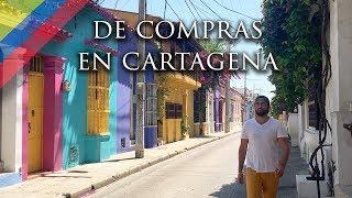 Donde ir de compras en Cartagena