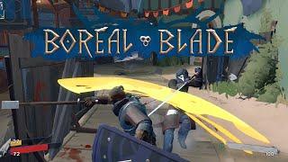Boreal Blade - Un noob entra en el campo de batalla - Gameplay español ⚔️