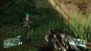 Let's Play Crysis 3 Mission 2 Willkommen Im Dschungel (2D/3D)