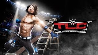 Oh Ellsworth! WWE TLC 2016 Review: SteelChair Shot