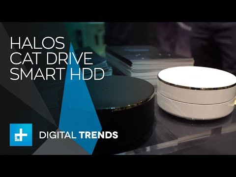 Halos Cat Drive - Interview at CES 2018