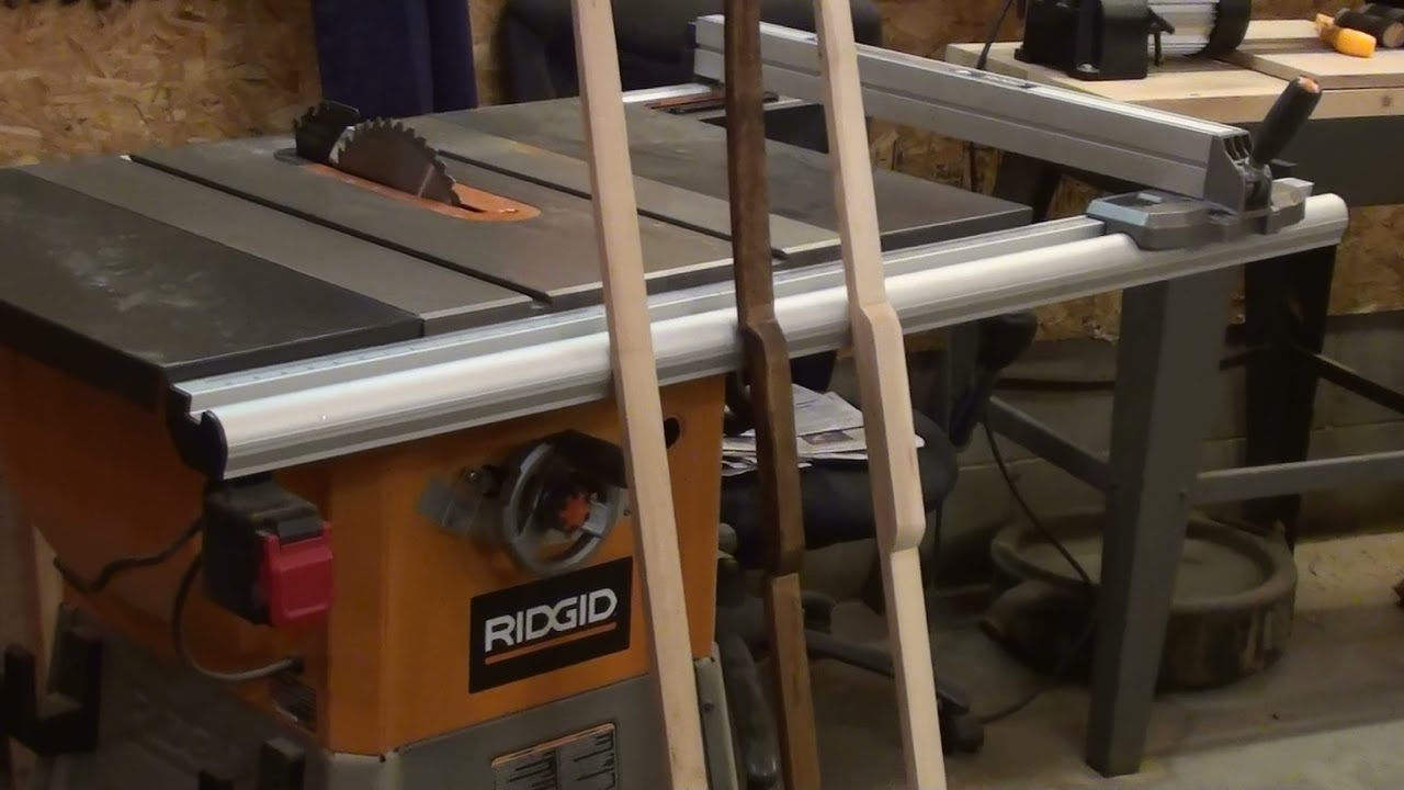 Diy table saw longbow youtube diy table saw longbow solutioingenieria Image collections