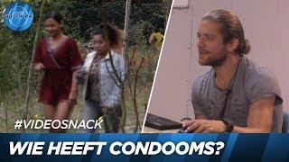 De dames willen condooms lenen!   UTOPIA