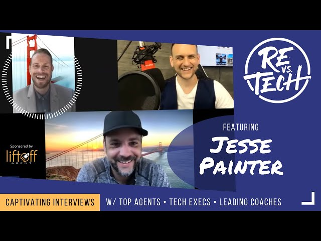 Jesse Painter | Regional Manager - High Rise & Large Scale Developments | RE vs Tech - Episode #35
