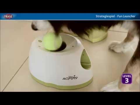Trixie Ball Launcher
