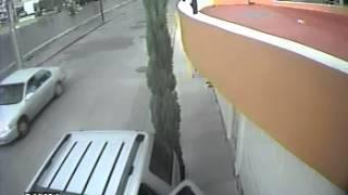 Robo a casa habitación. Celaya Gto. México julio 2015
