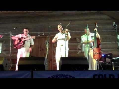 Frank Daniels Shout out Darrington bluegrass
