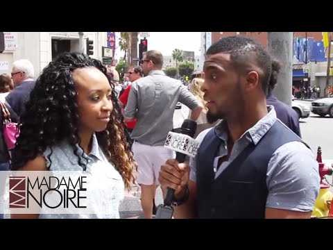 Women Let Kel Mitchell Know What They Think Of Men In Entertainment | MadameNoire from YouTube · Duration:  3 minutes 25 seconds