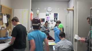 University at Buffalo Harlem Shake (Photo Lab)