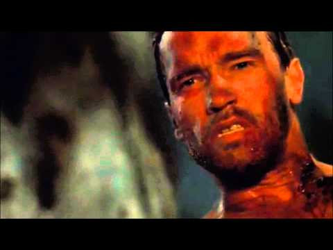 WHAT THE HELL ARE YOU? - Arnold Schwarzenegger