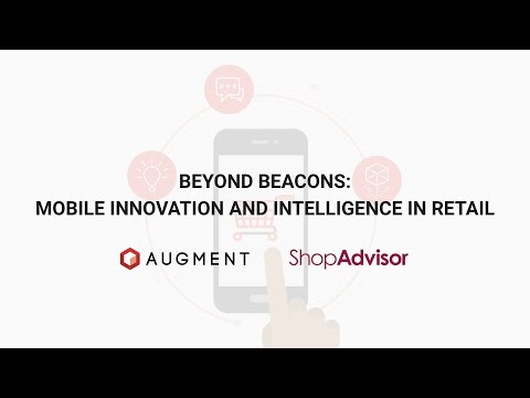 [Webinar] Beyond Beacons: Mobile Innovation and Intelligence in Retail recording