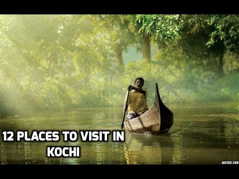 JOURNEY DIARIES | Top 12 places to visit in Kochi