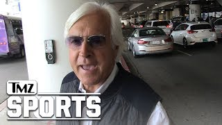 Bob Baffert Raves About 'Justify,' He's the LeBron James of Horses! | TMZ Sports
