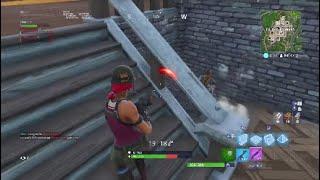 Solo vs squad 22 kills | Fortnite