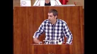 El PP recibe un ZASCA de un diputado de Podemos.
