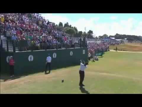 British Open  Tiger