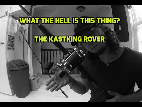 KastKing Rover 2016 model review