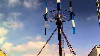 """Vertikale Kleinwindkraftanlagen (VAWT) - """"STRIBOG"""" 30,0(6)"""