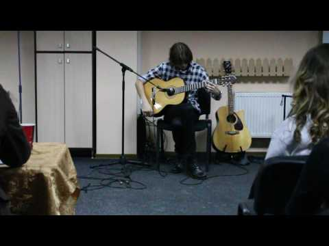 Смотреть клип новый стиль игры на гитаре онлайн бесплатно в качестве