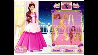 Barbie Princess Dress Up Game   Barbie Games For Girls To Play!