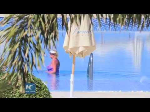RAW: Egypt's largest resort community on the Red Sea for tourism
