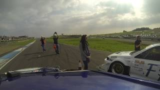 drag race with andy forrest and charlie shaw focus taught a lesson