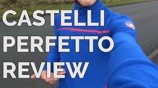 The PERFECT Autumn Cycling Jersey?! Castelli Perfetto 2 review