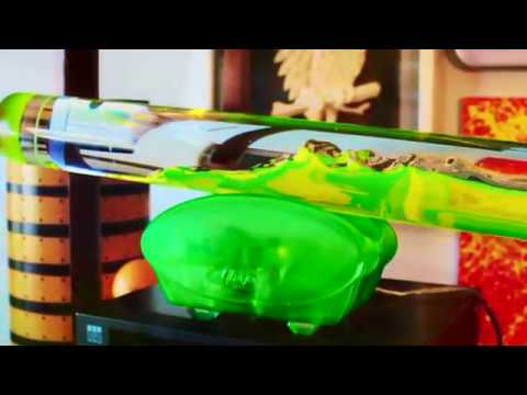 Pryda vs Hughes Customized Wave Motion Machine www.WaveMotionMachines.com