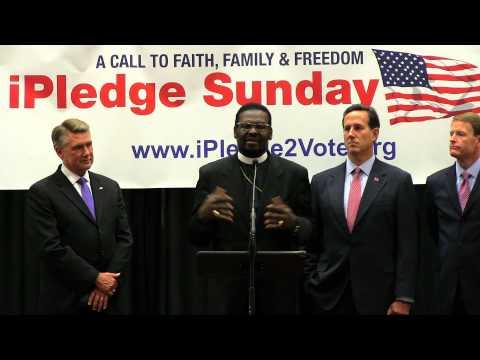 iPledge Sunday Press Conference