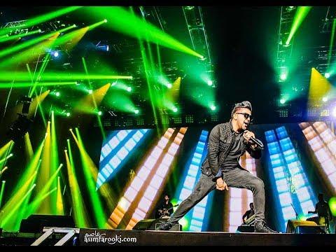O lagdi Lahore di aa - Guru Randhawa - USA | Dabangg The Tour Reloaded Atlanta HD Quality