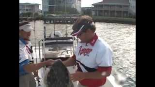 Carolina Fishing TV - Season1/1 - Inshore Flounder Fishing