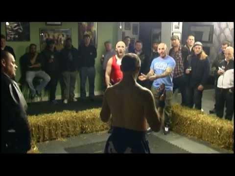 Bare Knuckle Boxing Seth Jones v Mat Thorn