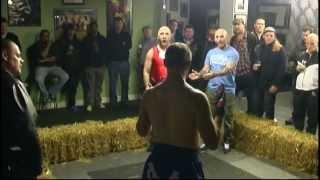Bare Knuckle Boxing Seth Jones v Mat Thorn - BBAD Promotions
