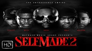 "RICK ROSS MMG (Self Made Vol. 2) Album HD - ""Black On Black"""