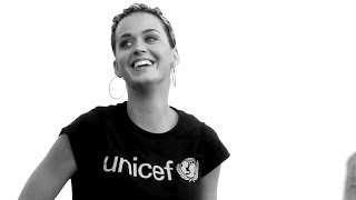 "UNICEF Goodwill Ambassador Katy Perry - ""Unconditionally"""
